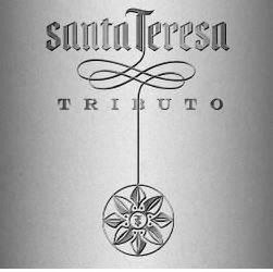 Trademark Logo SANTA TERESA TRIBUTO ST
