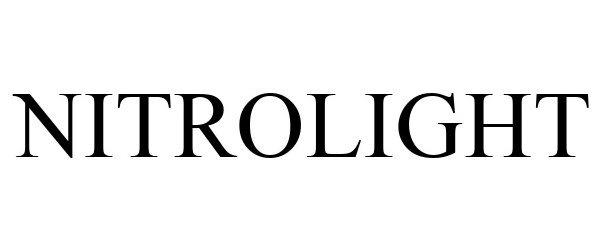 Trademark Logo NITROLIGHT