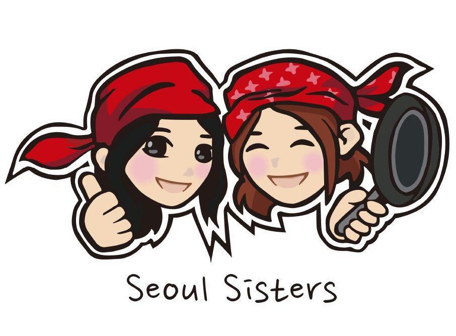 Trademark Logo SEOUL SISTERS