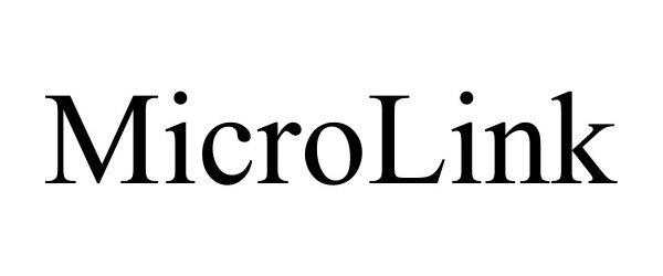Trademark Logo MICROLINK