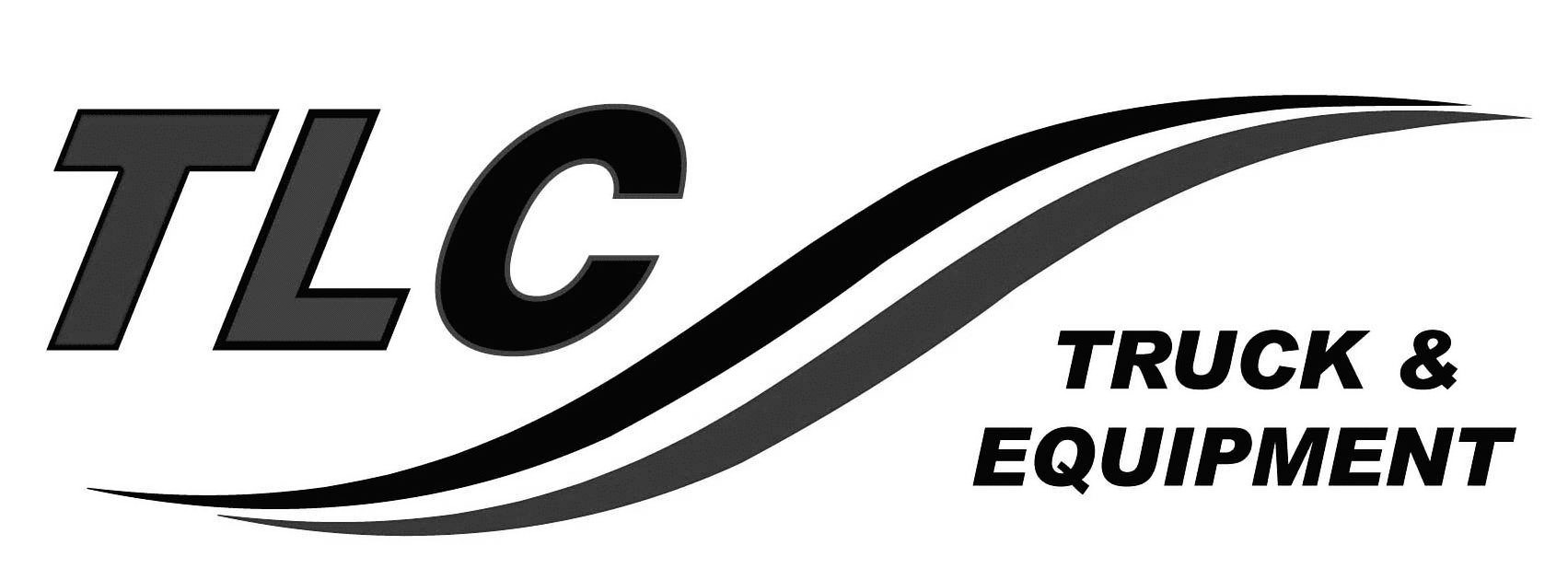 Trademark Logo TLC TRUCK & EQUIPMENT