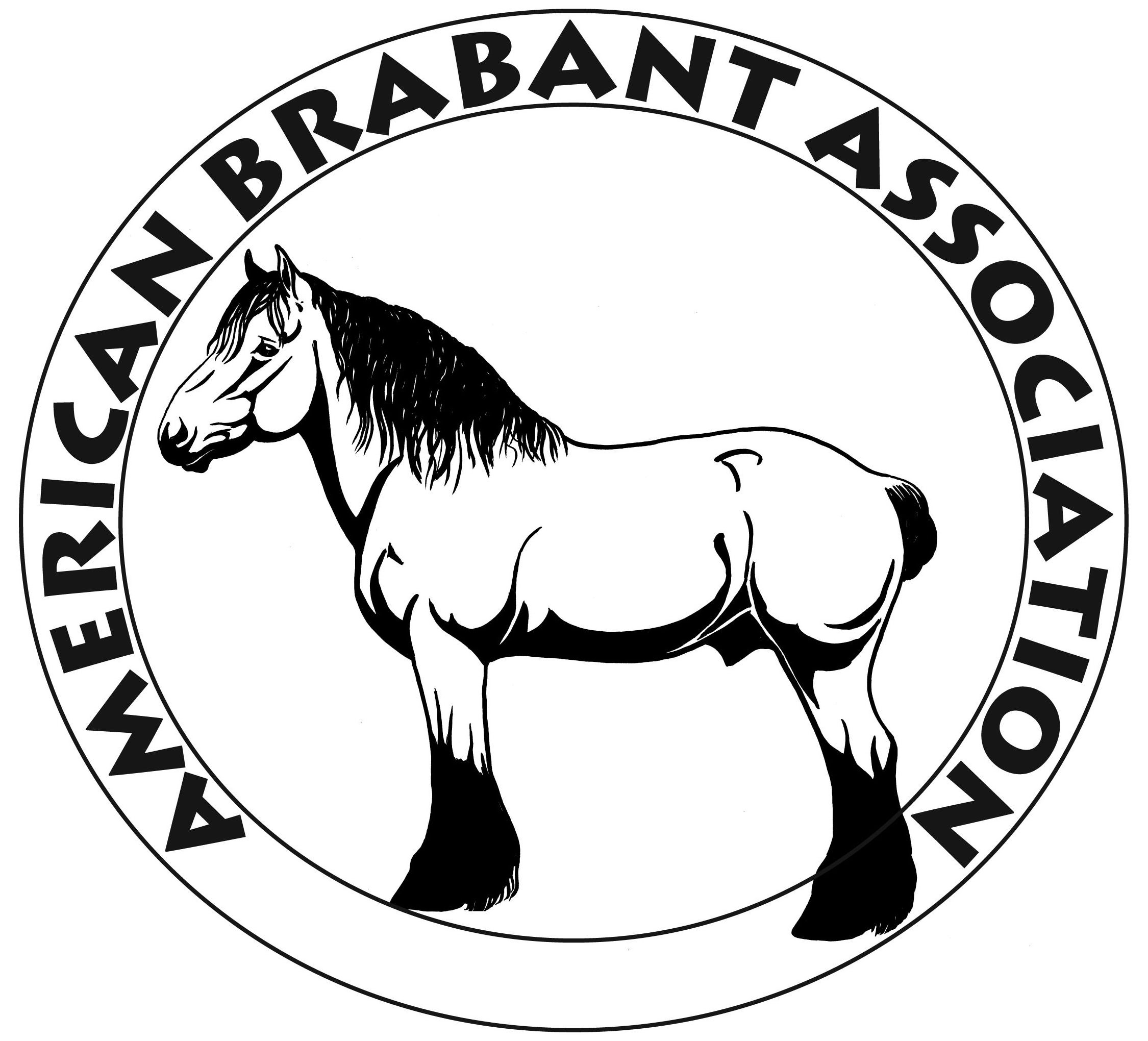 Trademark Logo AMERICAN BRABANT ASSOCIATION
