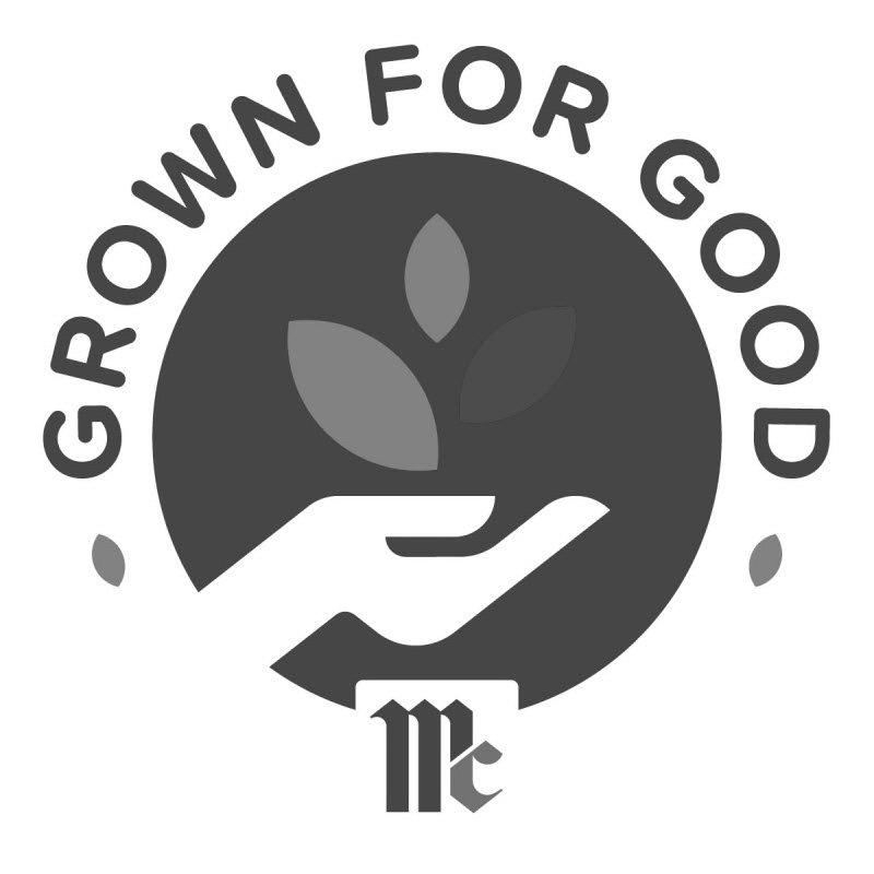 Trademark Logo GROWN FOR GOOD MC