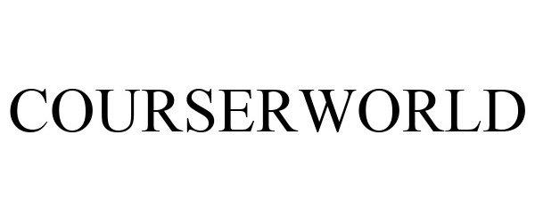 Trademark Logo COURSERWORLD
