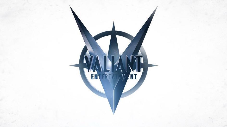 Trademark Logo VALIANT ENTERTAINMENT