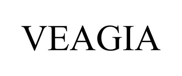 Trademark Logo VEAGIA