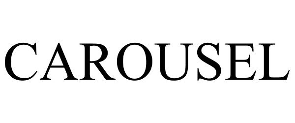 Trademark Logo CAROUSEL