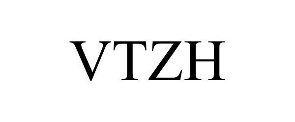 Trademark Logo VTZH