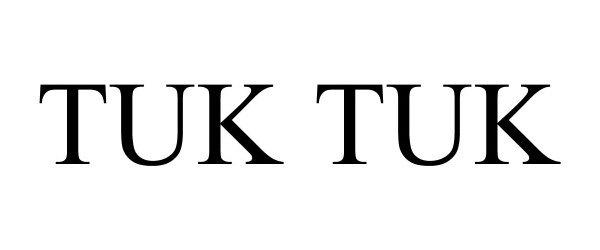 Trademark Logo TUK TUK
