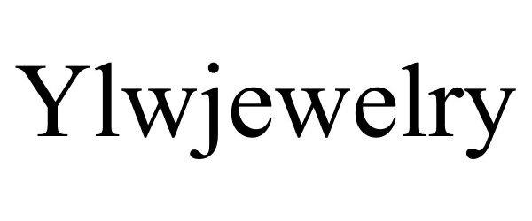 Trademark Logo YLWJEWELRY