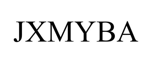 Trademark Logo JXMYBA