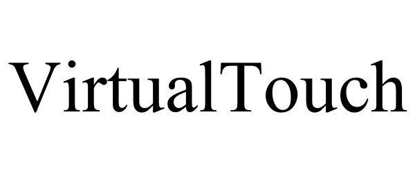 Trademark Logo VIRTUALTOUCH