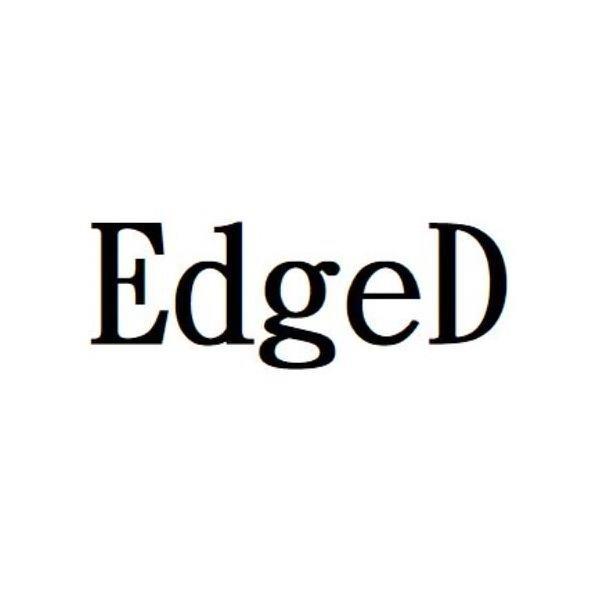 Trademark Logo EDGED