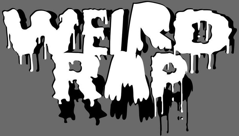 Trademark Logo WEIRD RAP