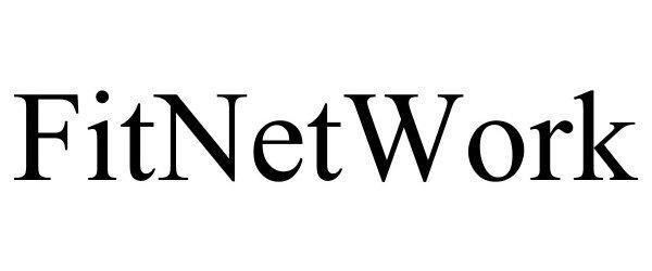 Trademark Logo FITNETWORK
