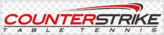 Trademark Logo COUNTERSTRIKE TABLE TENNIS