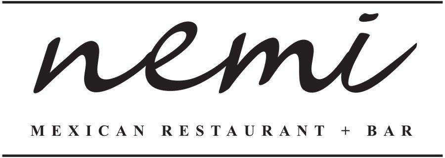 Trademark Logo NEMI MEXICAN RESTAURANT + BAR