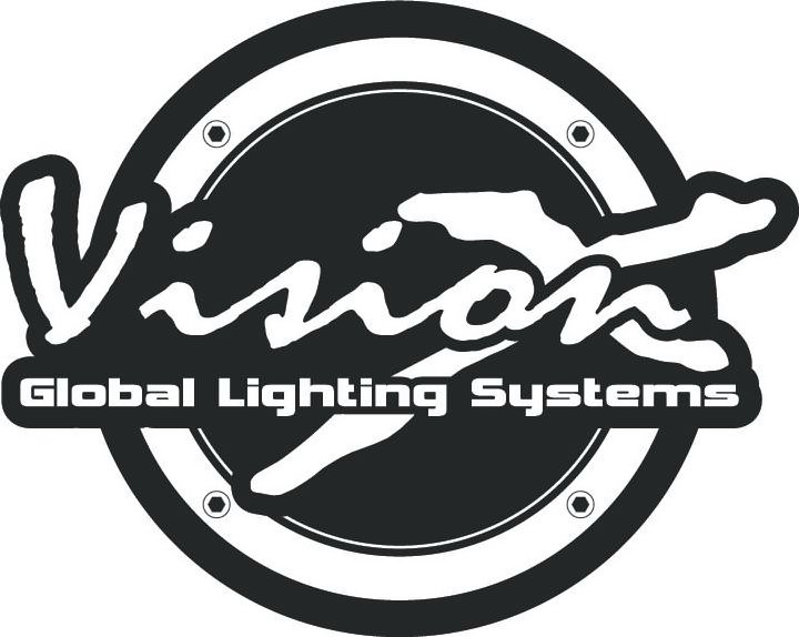 Trademark Logo VISION X GLOBAL LIGHTING SYSTEMS