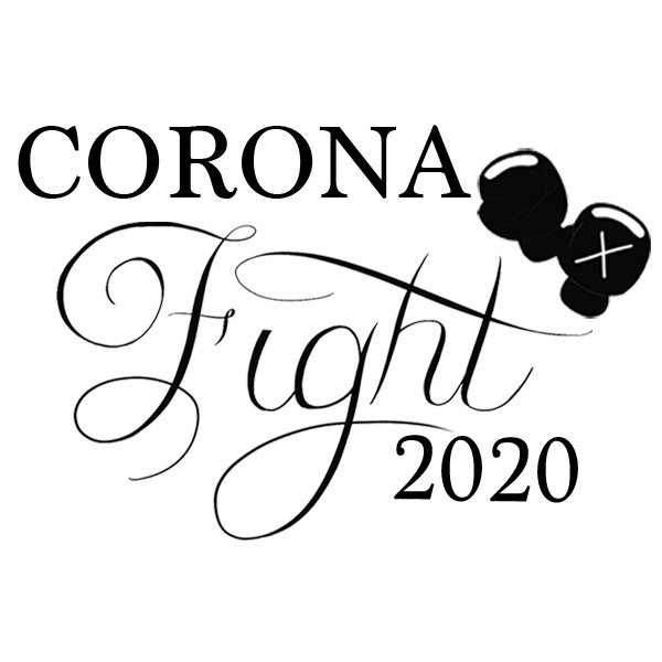 Trademark Logo CORONA FIGHT 2020