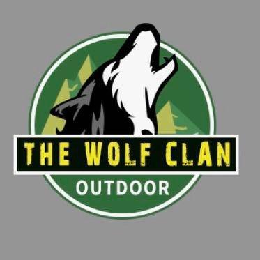 Trademark Logo THE WOLF CLAN OUTDOOR