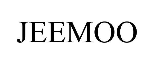 Trademark Logo JEEMOO