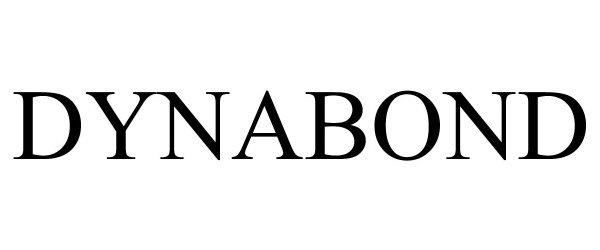 Trademark Logo DYNABOND