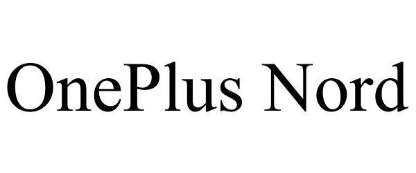 Trademark Logo ONEPLUS NORD