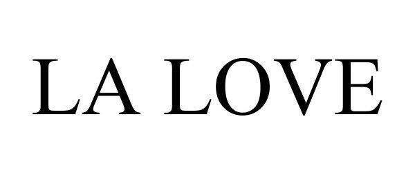 Trademark Logo LA LOVE