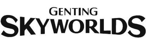 Trademark Logo GENTING SKYWORLDS