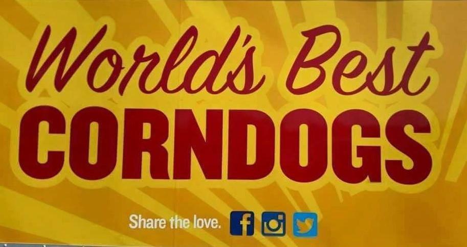 Trademark Logo WORLD'S BEST CORNDOGS