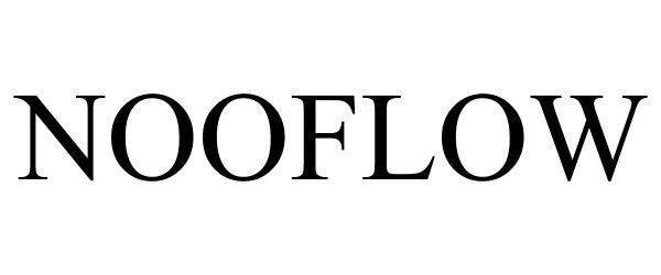 Trademark Logo NOOFLOW