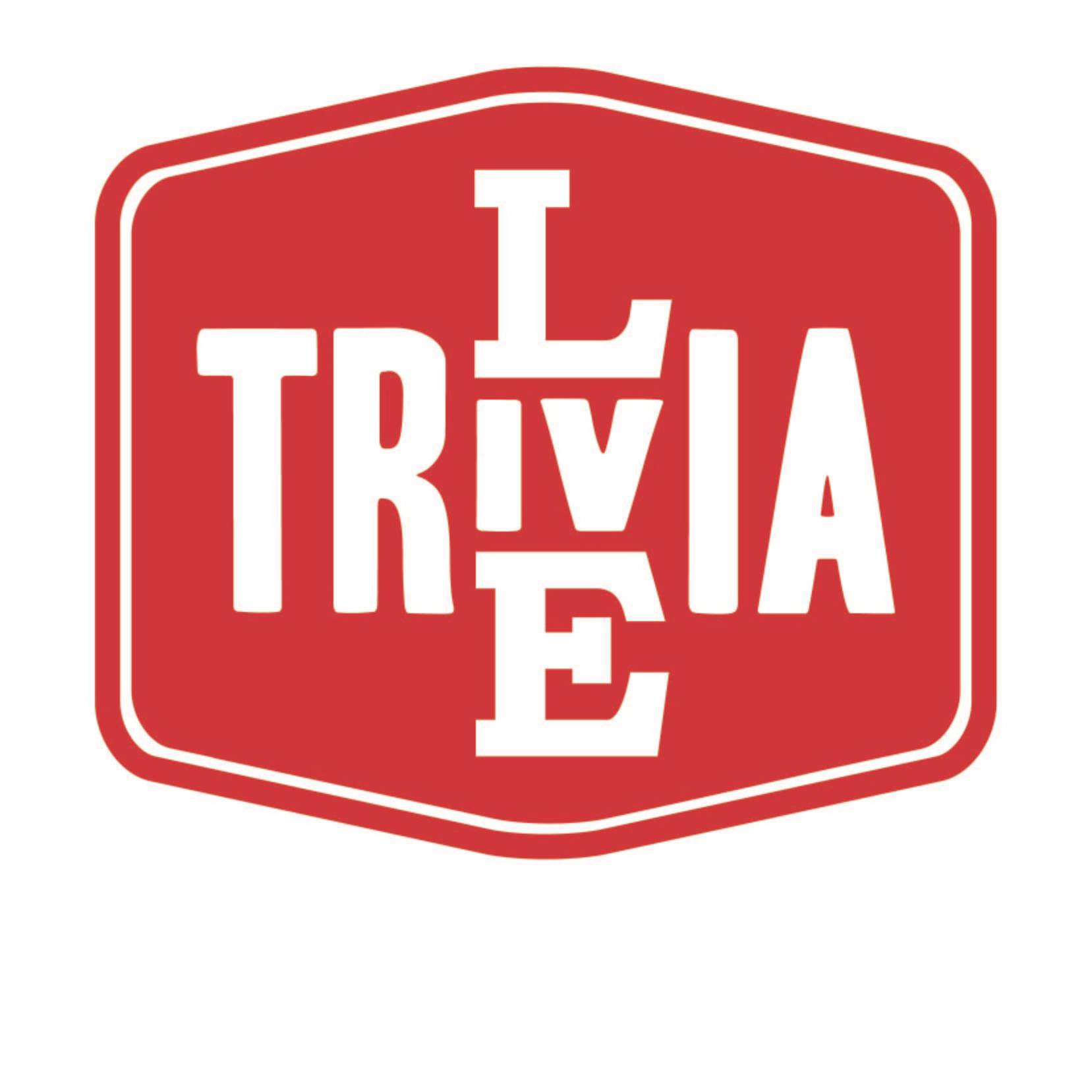 Trademark Logo LIVE TRIVIA