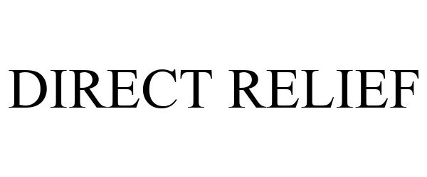Trademark Logo DIRECT RELIEF
