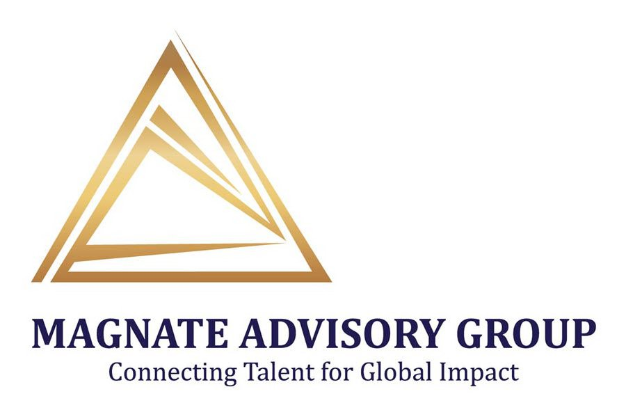 Trademark Logo MAGNATE ADVISORY GROUP CONNECTING TALENT FOR GLOBAL IMPACT