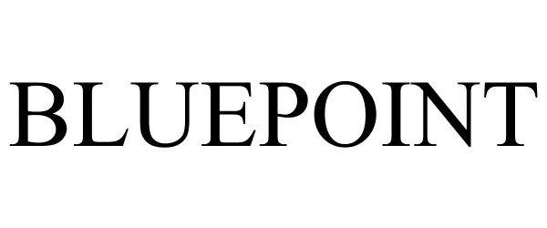 Trademark Logo BLUEPOINT