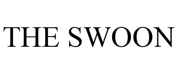 Trademark Logo THE SWOON