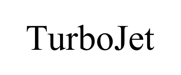 Trademark Logo TURBOJET