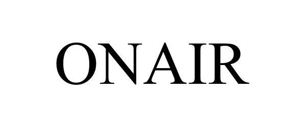 Trademark Logo ONAIR