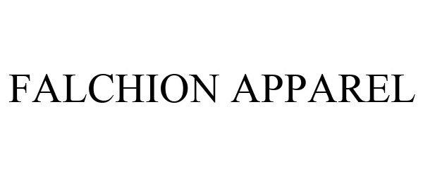 Trademark Logo FALCHION APPAREL