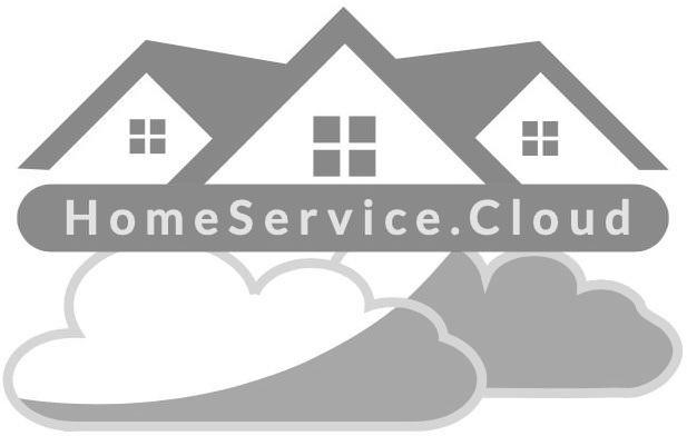 Trademark Logo HOME SERVICE.CLOUD