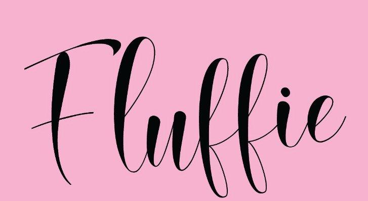 Trademark Logo FLUFFIE