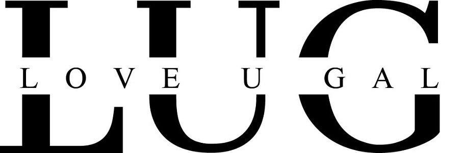 Trademark Logo LOVE U GAL LUG