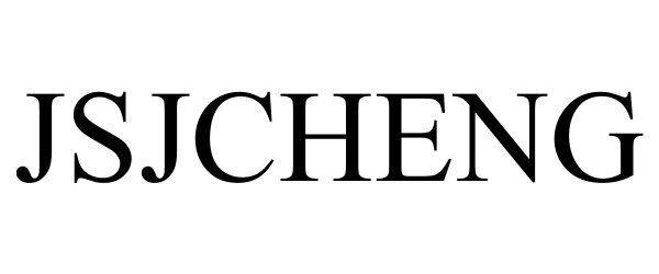 Trademark Logo JSJCHENG