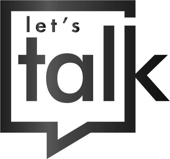 Trademark Logo LET'S TALK