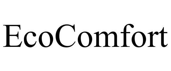 Trademark Logo ECOCOMFORT