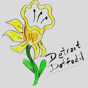 Trademark Logo DETROIT DAFFODIL