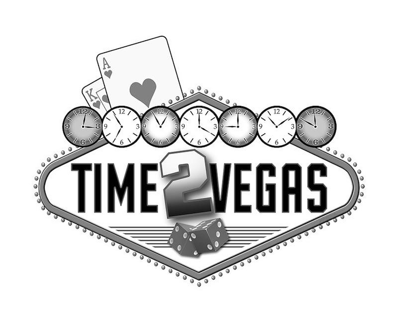 Trademark Logo TIME 2 VEGAS