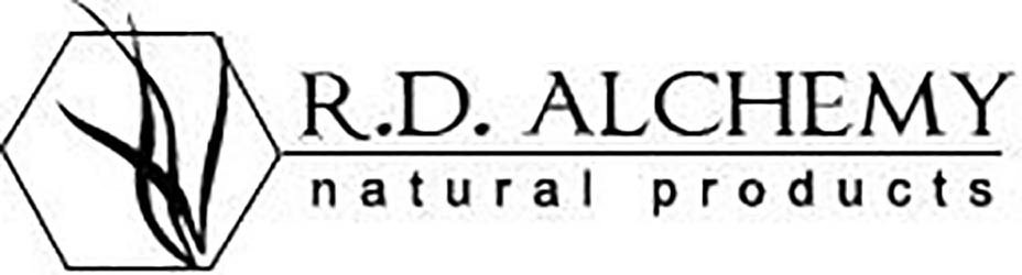 Trademark Logo R.D. ALCHEMY NATURAL PRODUCTS