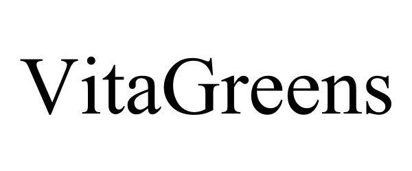 Trademark Logo VITAGREENS