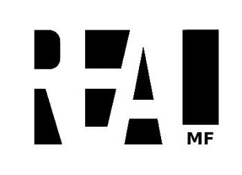 Trademark Logo REAL MF